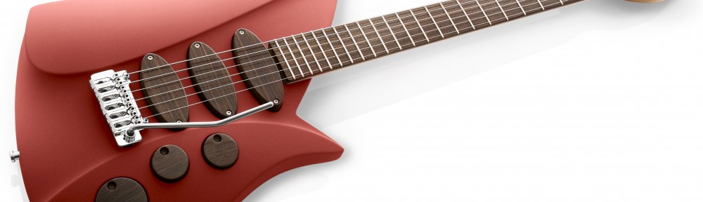 guitar moderne