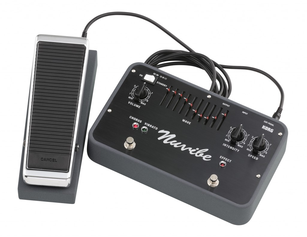 Korg_Nuvibe_Effect_Pedal