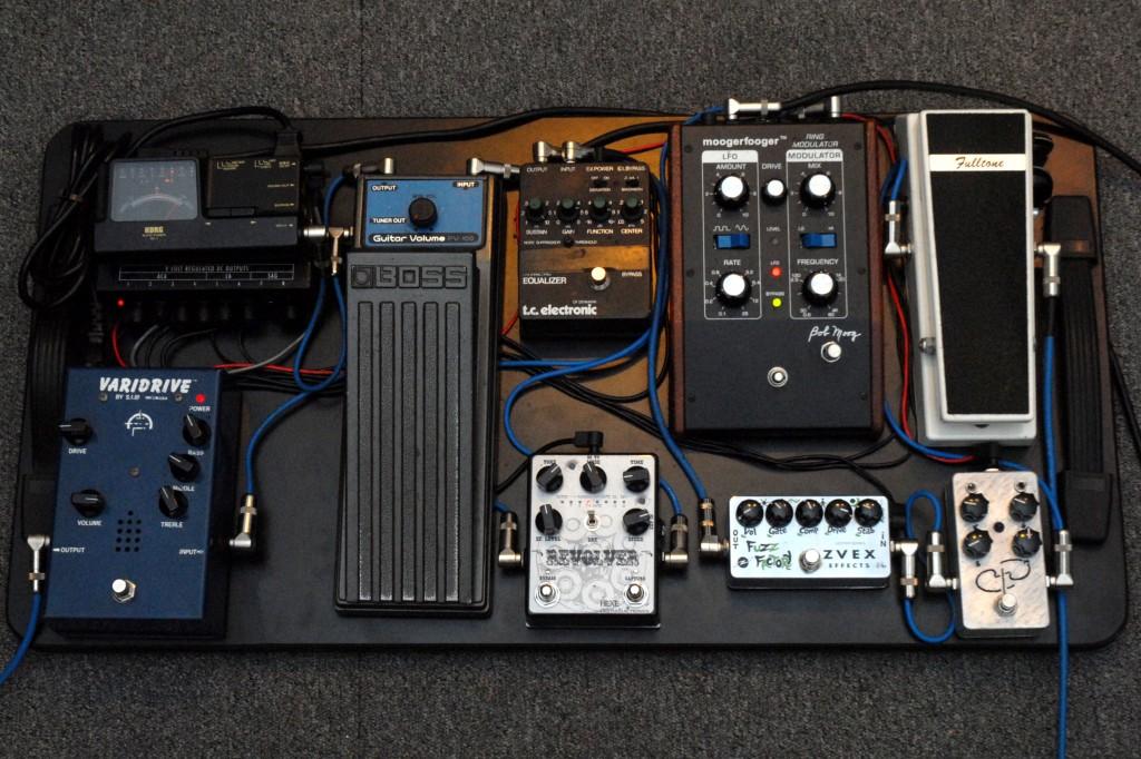 pedal board  1