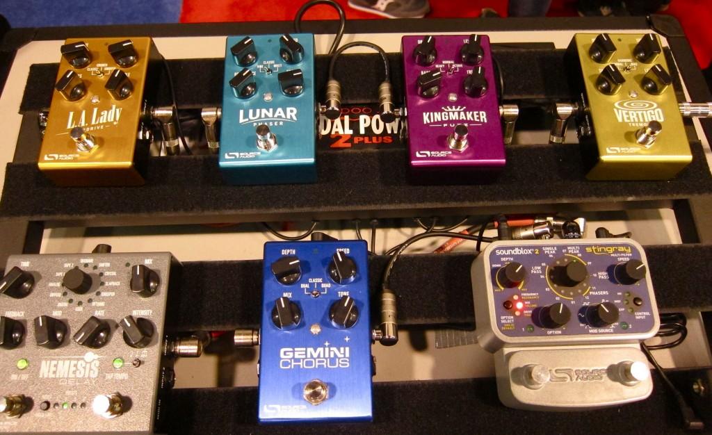 SA pedals