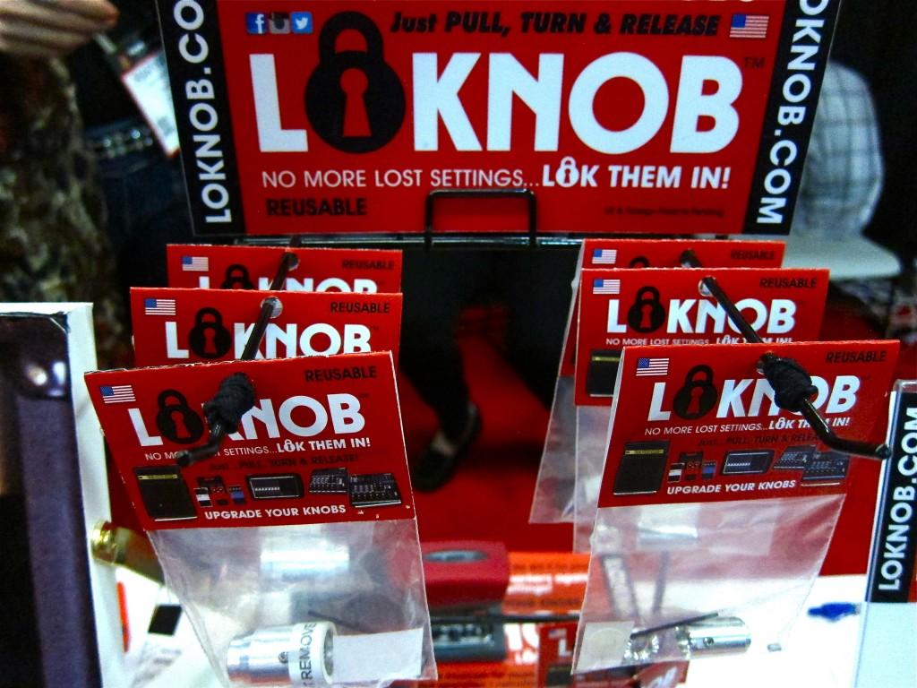 lock knob