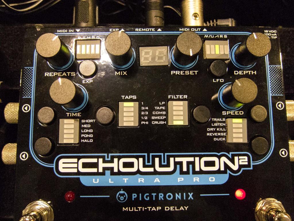 Echolution
