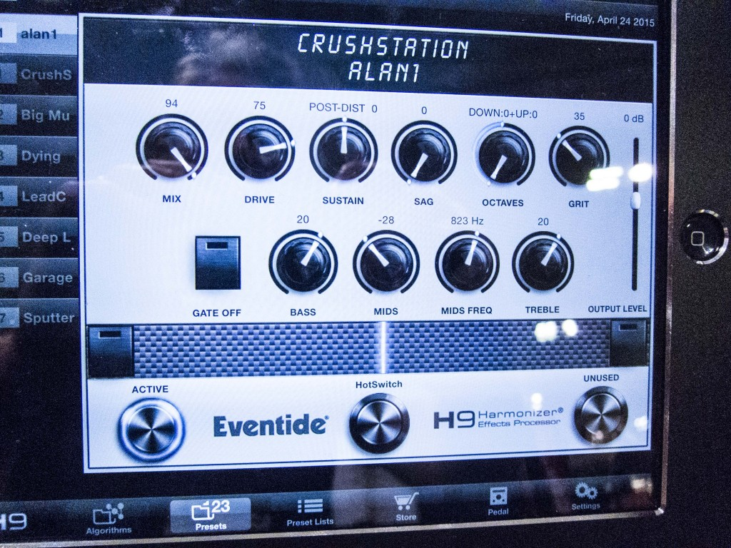 Eventide crusher