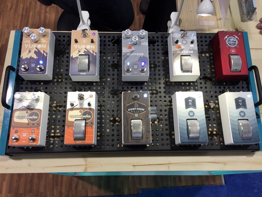 classic audio pedals