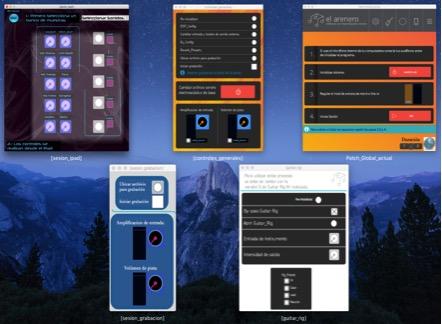 interface