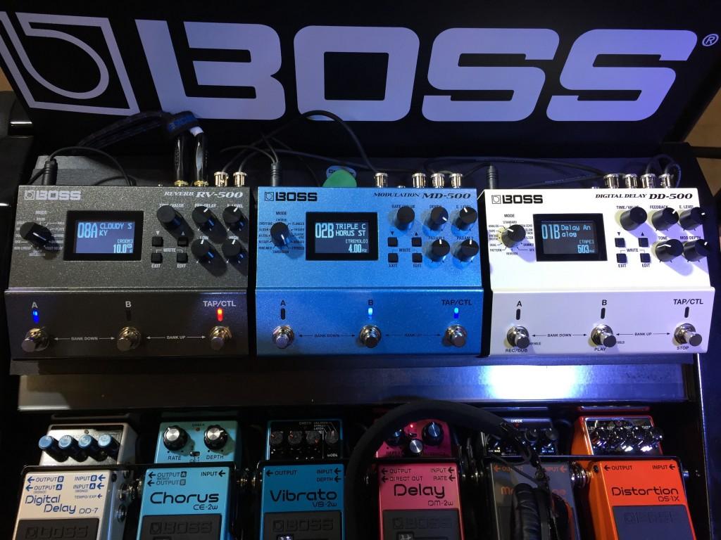 Boss 500