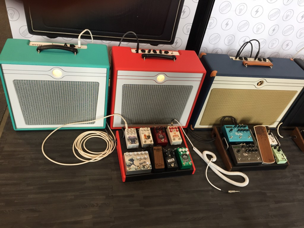 Creation amps