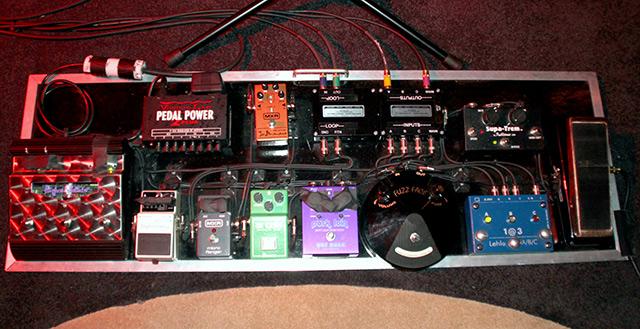 Joe b pedal